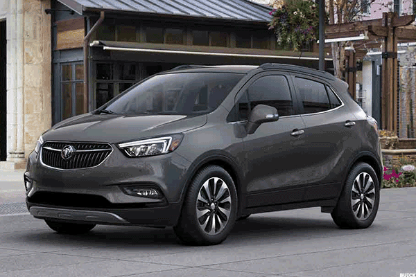 Starting price: $22,990Buick is really big on providing just enough luxury at a sub-premium price. The Encore is nearly a foot shorter than the Honda CR-V, but you can fold both the rear seats and front passenger seat flat for hauling cargo in its 48 cubic feet of space.Did Buick leave room for some perks? Absolutely. The Encore's list of features includes available 4G LTE Wi-Fi, available dual climate control, power moon roof, rain sensing wipers, heated side mirrors, Bluetooth phone and audio connectivity, a rearview camera, split-folding rear seats, OnStar telematics and a six-speaker sound system with a CD player, satellite radio, a USB/iPod interface, an auxiliary audio jack and Buick's IntelliLink control interface with a 7-inch touchscreen and integrated smartphone apps. Granted, it's a lot of additional costs for a car that built its reputation on affordable luxury, but considering the cost of cars on the rest of this list, it might be worth it just for the efficiency.