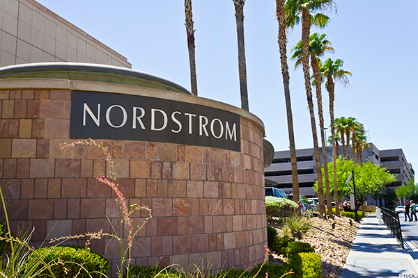 """Name:NordstromMarket Cap:$7.74 billionRecent Price:$46Price Target:$52Credit Suisse analyst Christian Buss thinks Nordstrom  is likely to weather the storm facing the department stores for a number of reasons.""""Nordstrom has validated our view that the company represents the best-of-breed in the department store landscape, with an appropriate balance of: (1) exposure to brands with strong consumer demand; (2) emphasis on deep value preference through the Rack concept; (3) appropriate ecommerce investments to leverage faster than peers; and (4) tight inventory management and emphasis on speed to market,"""" Buss wrote to investors."""