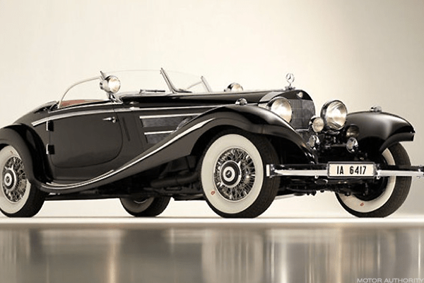 This beast sold for $9,680,000 at the RM Auction, in Monterey, Calif. in August 2011.
