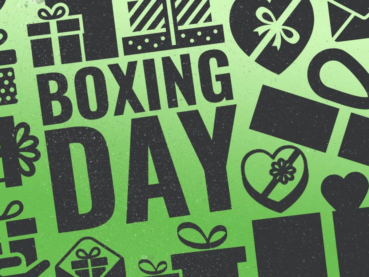Boxing Day Meaning How The Day After Christmas Got Its Name Thestreet