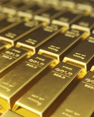 are gold prices high right now