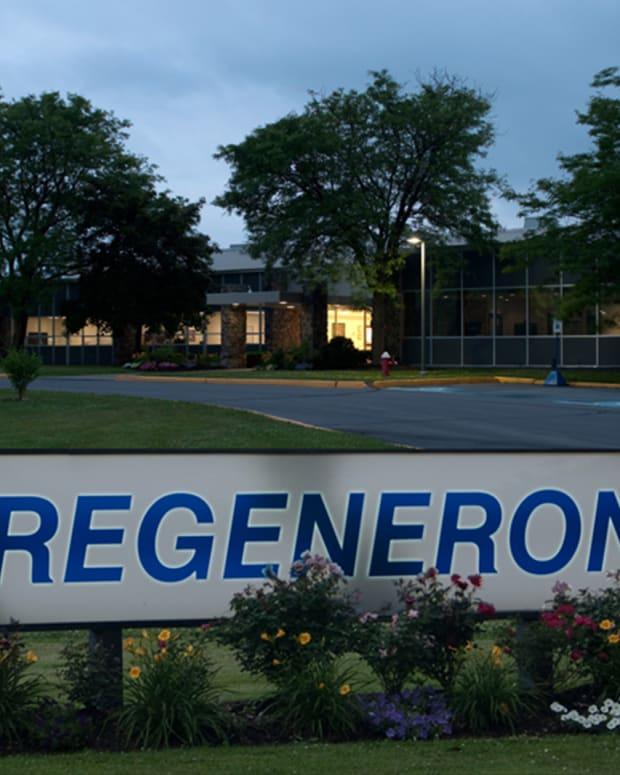 Regeneron stock