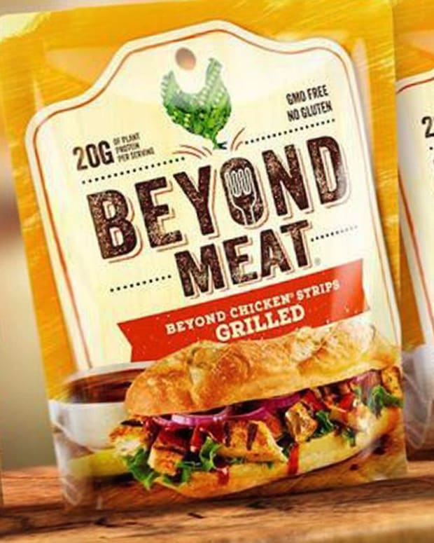 Beyond Meat Heats Up as Bernstein Analyst Upgrades Stock to Outperform