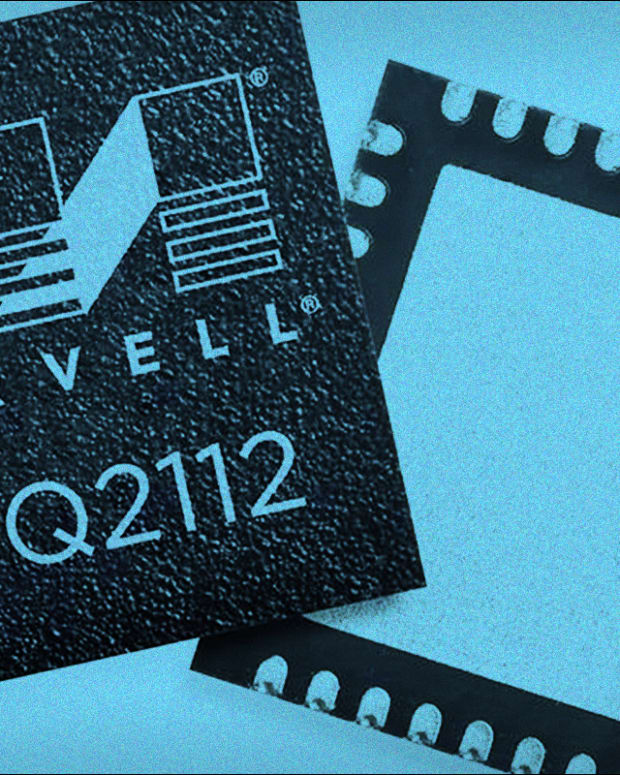 Marvell on Pace for Highest Close Since 2006 Thanks to Microsoft Partnership