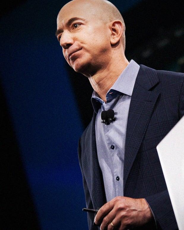 Amazon CEO Jeff Bezos Netted $2.8 billion Last Week From Stock Sale