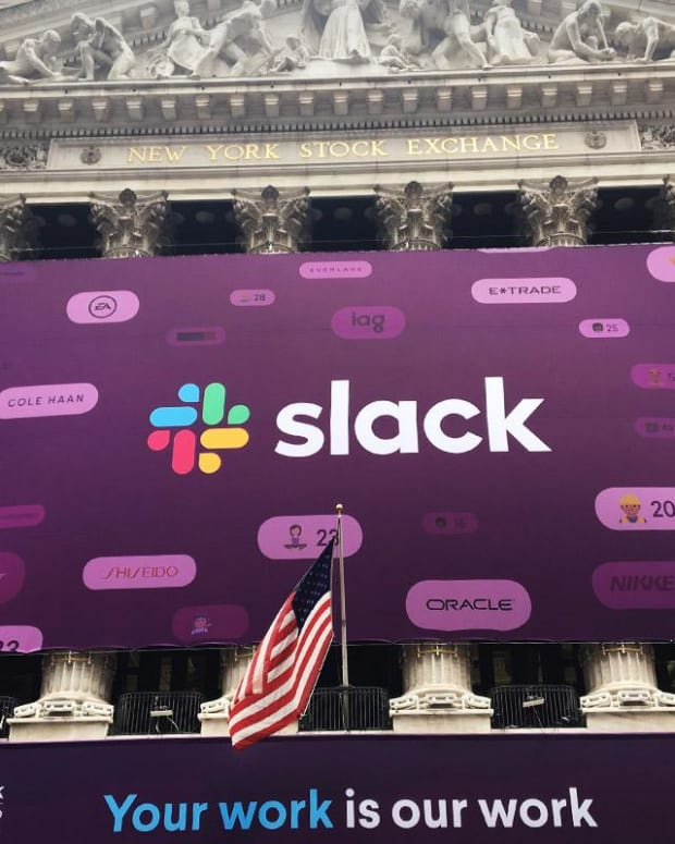 Slack, Xilinx, Nvidia: 'Mad Money' Lightning Round