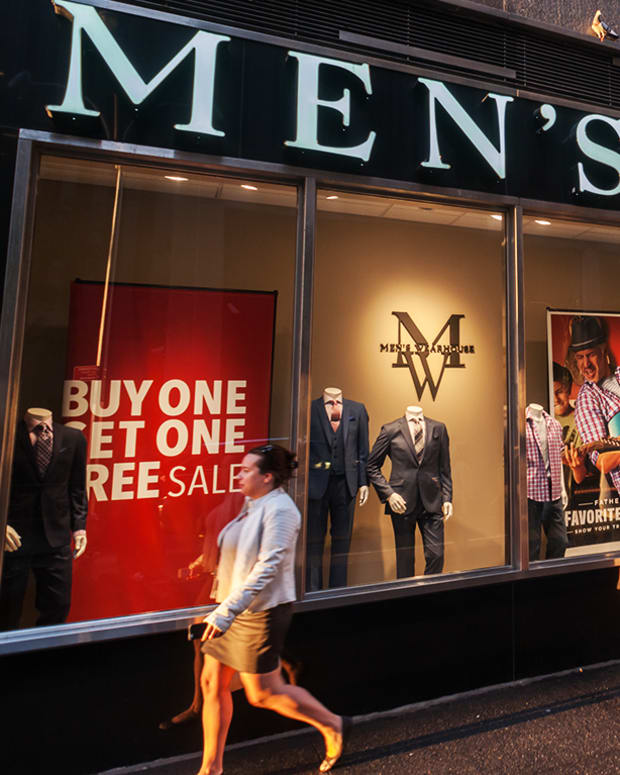 Tailored Brands Down After Missing Second Quarter Earnings Guidance