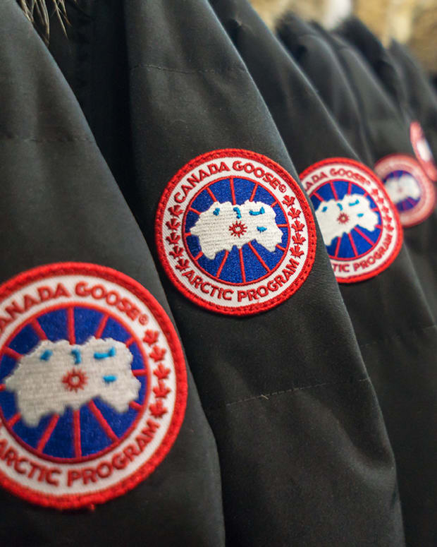 Canada Goose Gets Clipped by Wells Fargo Downgrade