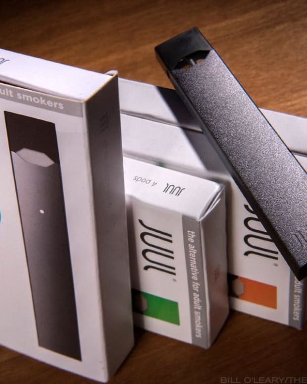 Altria Group Edges Up on Rumors of Juul Investment