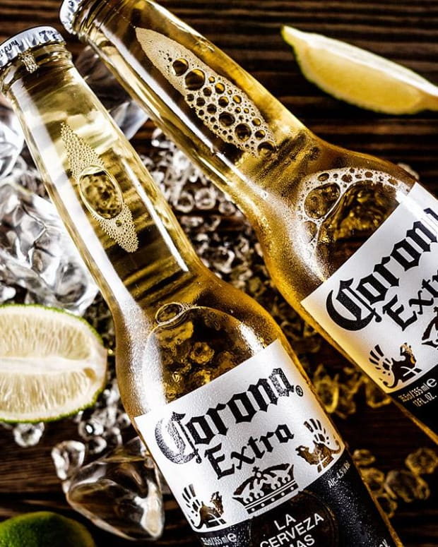 Corona Constellation Brands Lead
