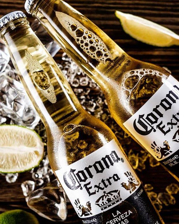 Corona Constellation Brands Lead