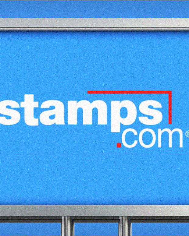 Stamps.com Pops 27% on Forward Guidance