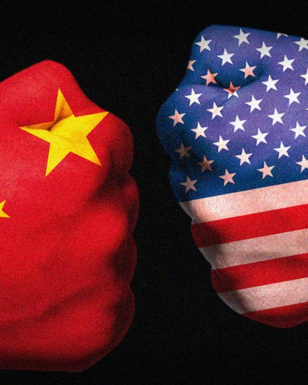 US Offers China Tariff Delays After Talks; Apple Rockets, Dow Surges
