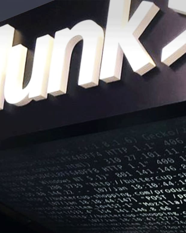 Splunk Rises on Pre-Earnings Morgan Stanley Upgrade