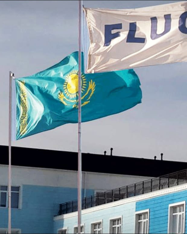 Fluor Cuts Dividend in Half, Will Raise $1 Billion from Asset Sales