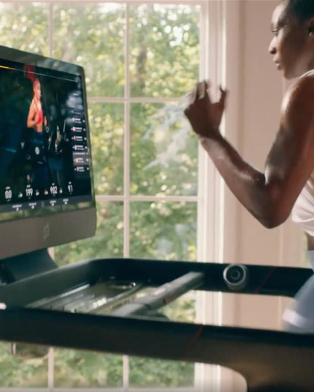 Peloton Slumps Despite Revenue Beat and Optimistic Forecast