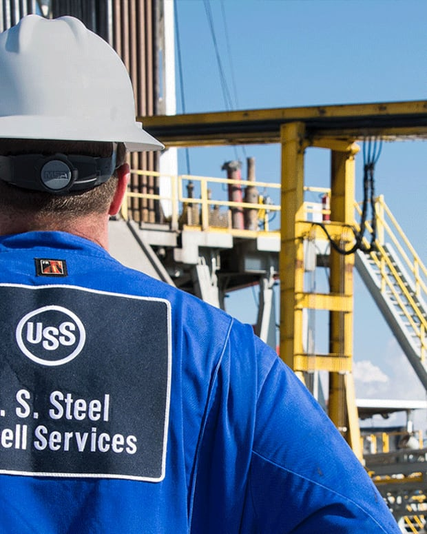 US Steel Surges After Smaller-Than-Expected Q3 Loss on Solid Flat Rolled Demand