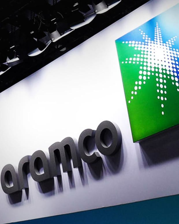 Saudi Aramco Is Now the World's Most Profitable Company
