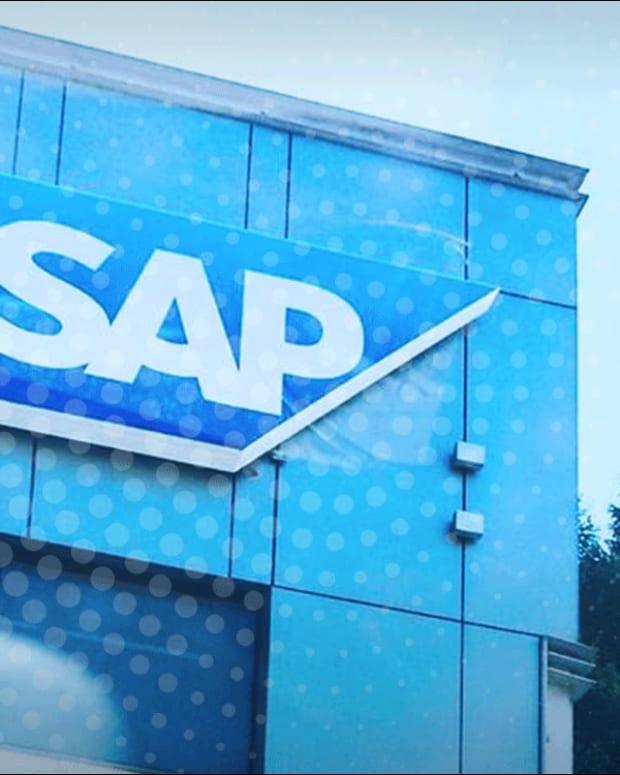 SAP Rises on Pre-Announcement; CEO Stepping Down