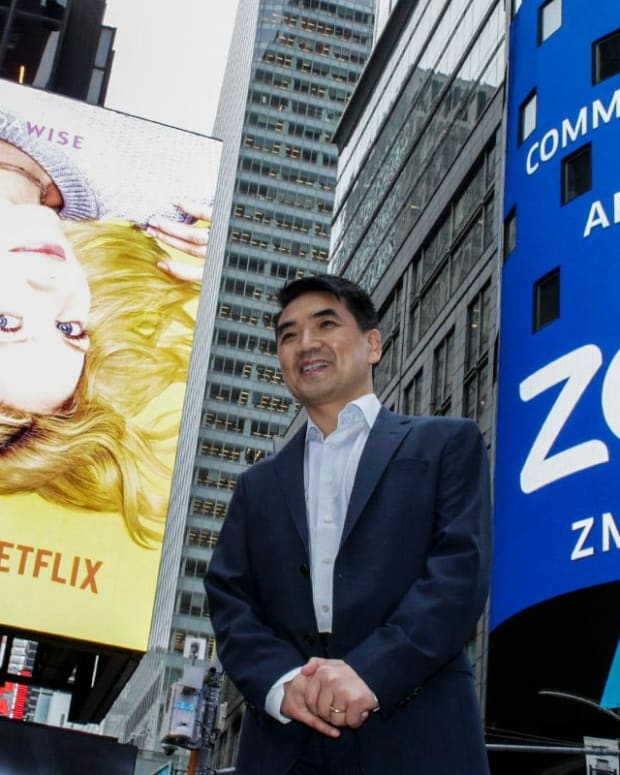 Zoom Video Stock in High Resolution as Guggenheim Taps Videoconference Firm Buy