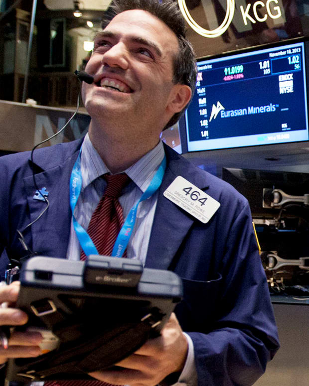 Top 5 Stock Winners in Dow Jones Industrial Average This Week