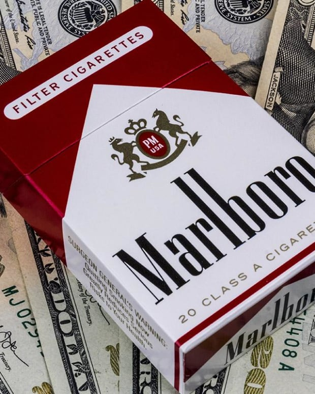 Philip Morris Shares Climb on Bank of America Upgrade to Buy