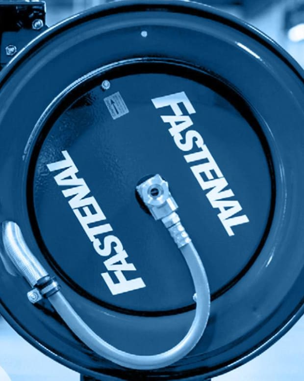 Fastenal Surges on Third-Quarter Earnings Beat