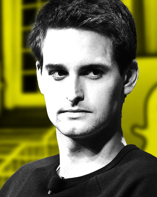 Snap CEO Evan Spiegel