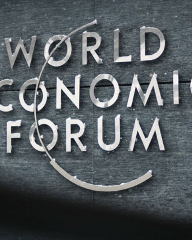 Bitcoin, cryptocurrencies and blockchain have all been topics of debate at the World Economic Forum in Davos for the past several years.