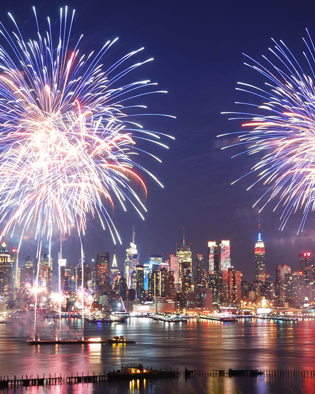 6 July 4th Fireworks Destinations You Can Afford