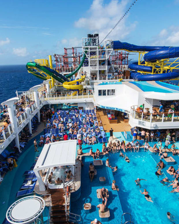 Norwegian Cruise Line CEO: This Is Why Tax Reform Will Be Great for Us