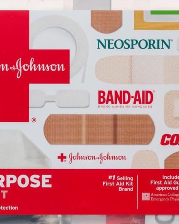 Peeling Back the Band-Aid: Johnson & Johnson