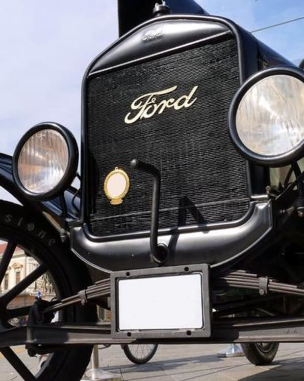 A Lookback at Ford: From the Model T to the Mustang