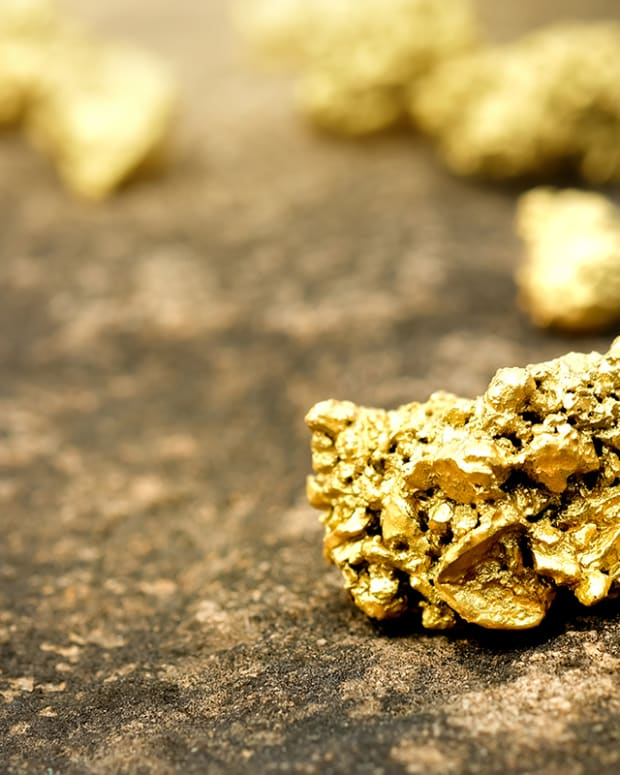 $10,000 Gold Is Not Out of the Question, Says Top Expert