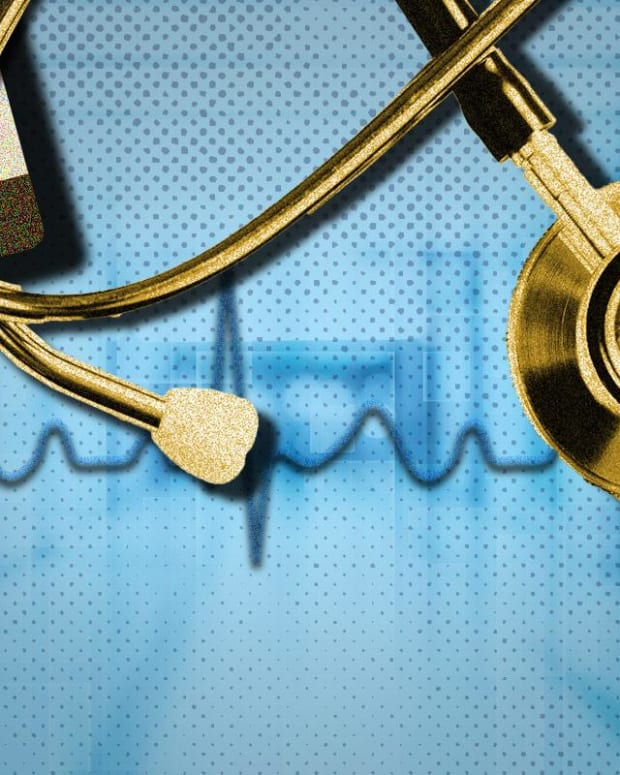 Which Companies Could Be M&A Targets In Growing Healthcare Payments Sector?