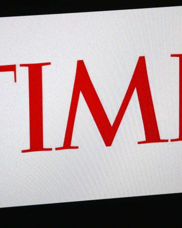 The Clock Is Ticking: TIME CEO on Deadspin, Facebook, Future of Print Media