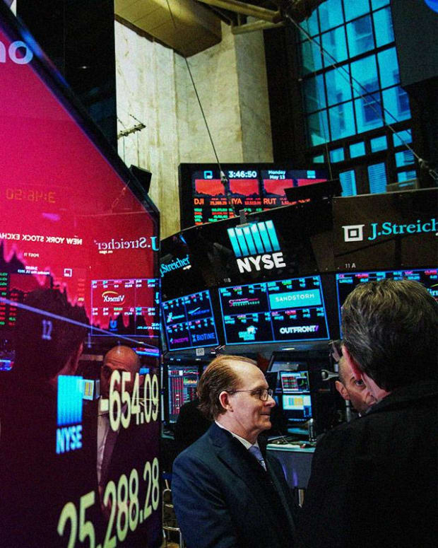 Investors Need to Be Patient, Says NYSE Trader