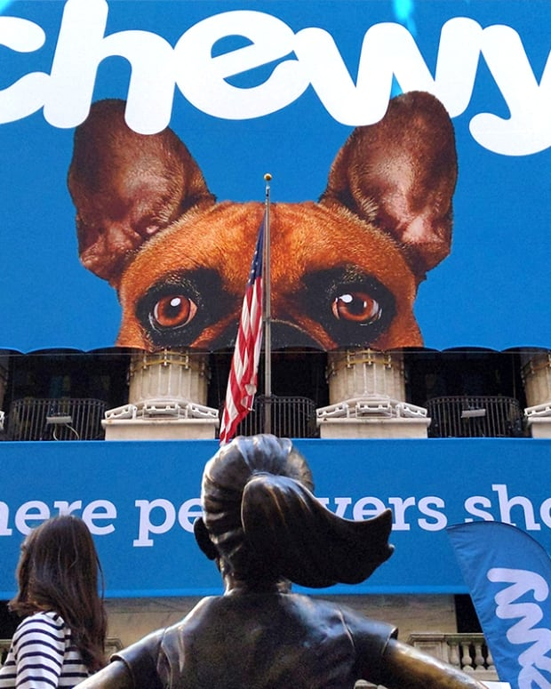 Behind the Scenes of Chewy's IPO