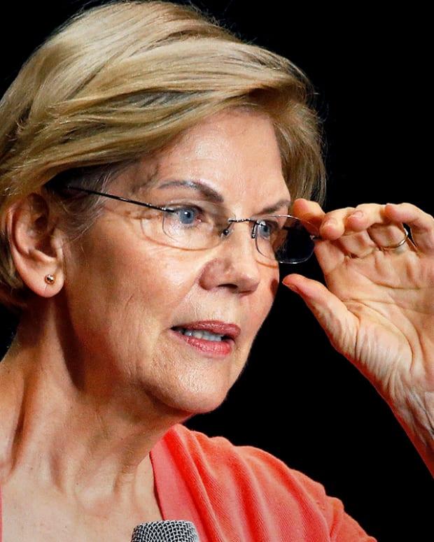 Jim Cramer on Elizabeth Warren and Banks: 'I Believe In Radical Transparency'