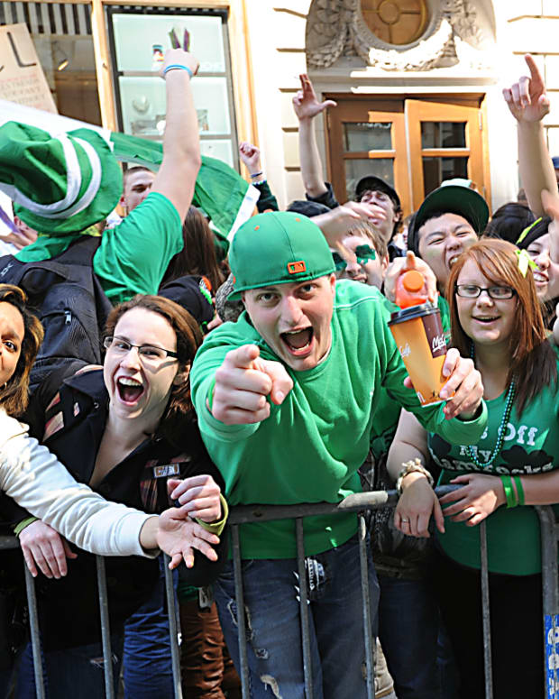 Here's the Holiday Impact of Saint Patrick's Day 2019 By the Numbers