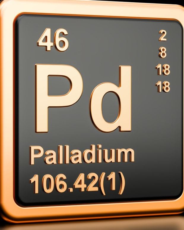 Palladium Has Even More Upside Potential, Here's Why