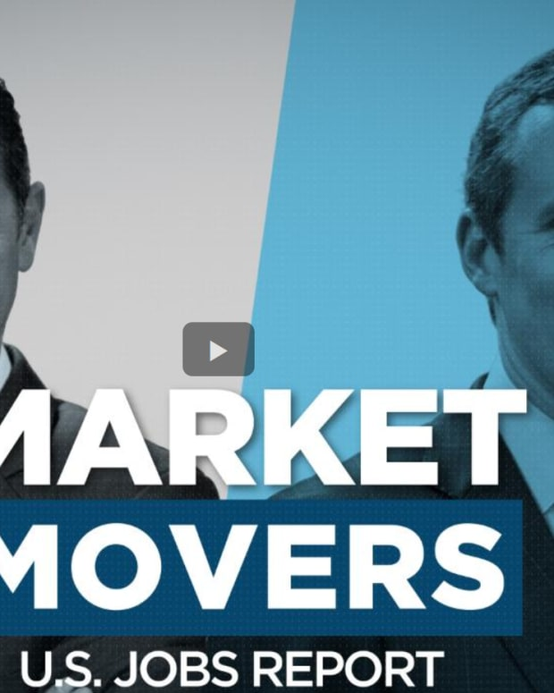 Market Movers: U.S. Jobs Report