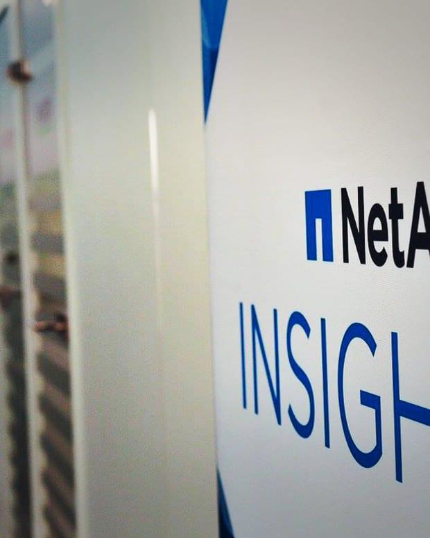 Trade War Is Bleeding Into Enterprise Software -- NetApp, Cisco, HPQ Downgraded