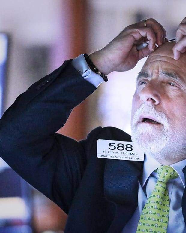 Why Jim Cramer Loves Being on the Floor of the New York Stock Exchange