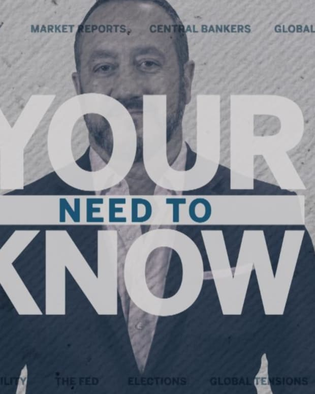 Your Need To know - Market Volatility