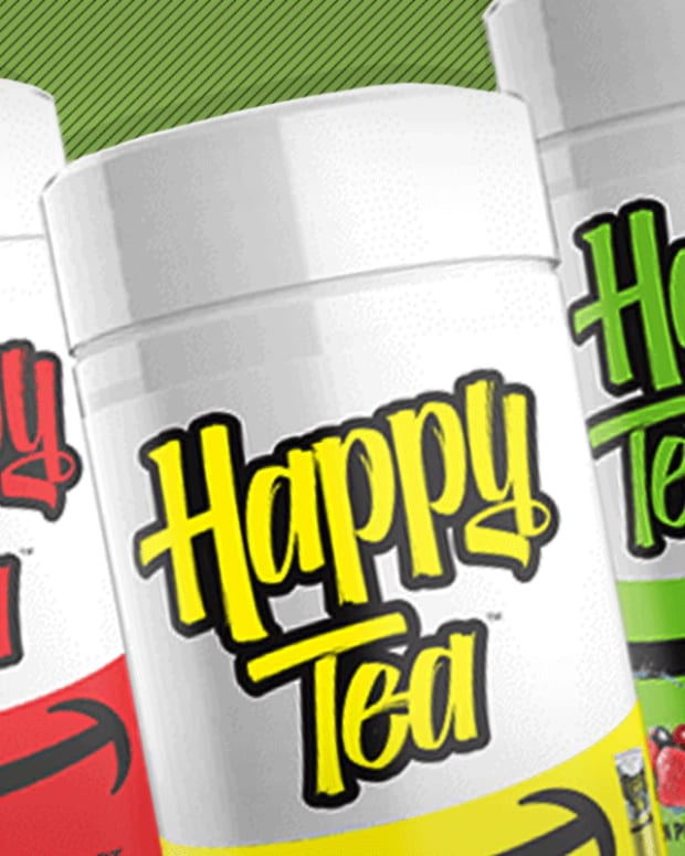 Exclusive: CBD-Infused Happy Tea to IPO in January