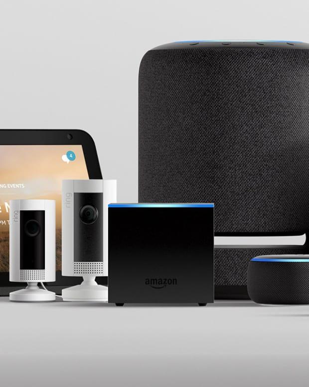Amazon Reveals New Hardware, Echo Updates