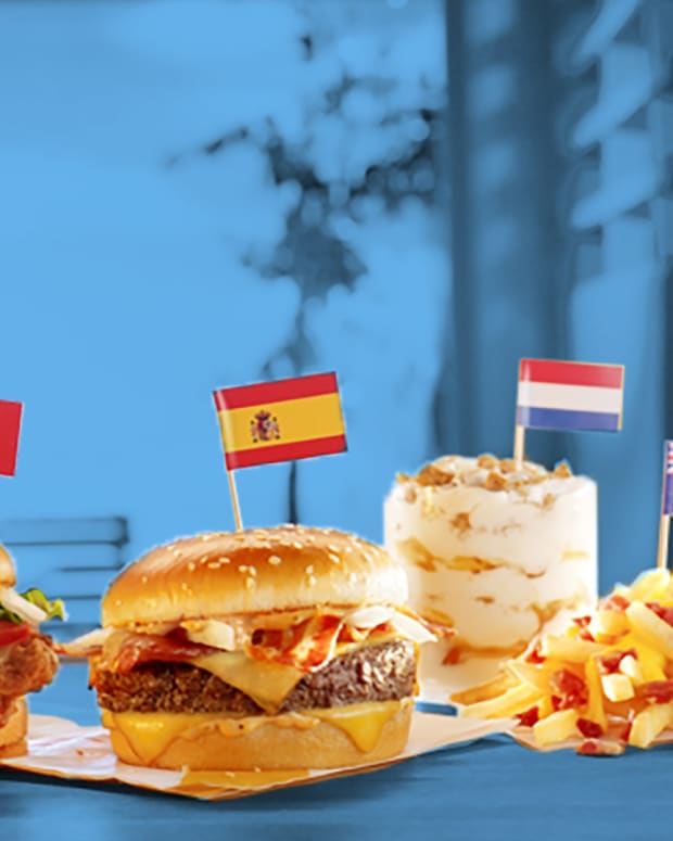 Can I Have Fries With That? McDonald's Brings Back Worldwide Menu Favorites