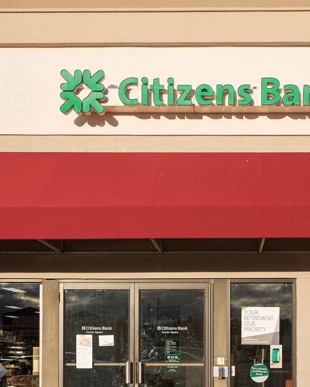 Citizens Bank CFO on How to Approach the Financial Sector