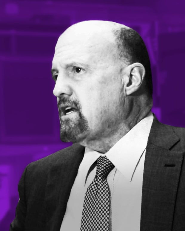 Jim Cramer on JPMorgan's Crypto Push and Nvidia's Earnings